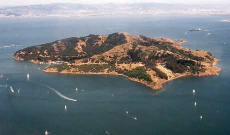 Angel Island Saturday the 1st!