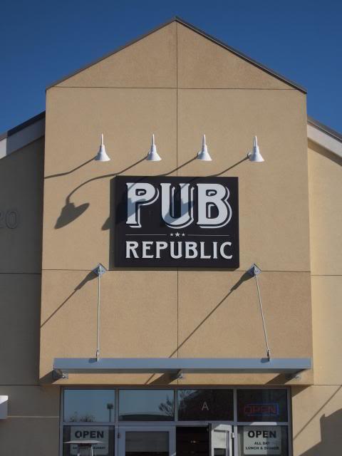 Pub Republic Tonight!